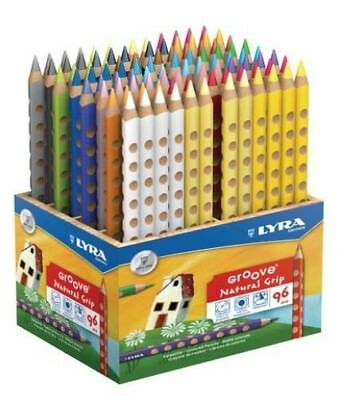 Lyra Groove Colouring Pencils - Pack of 96