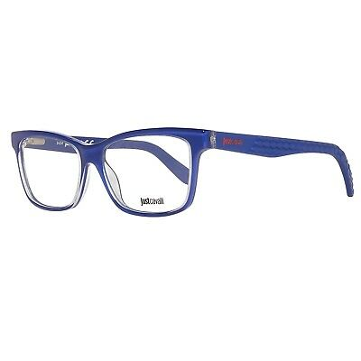 Just Cavalli Brille Damen Blau