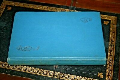 Antique Vintage Hardback Book When We Were Very Young A.A.Milne Childrens Poems