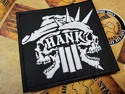 Hank 3 patch