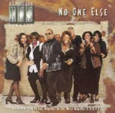 Kurt Carr Singers: No One Else w/ Artwork MUSIC AUDIO CD KCS Recorded Live 1997