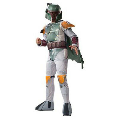 Rubie's Deluxe Boba Fett Child Costume - Target Exclusive - Brand New - S/m/l
