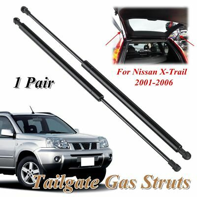 2x Tailgate Trunk Boot Gas Struts Supports Spring For Nissan X-Trail T30 2001-06