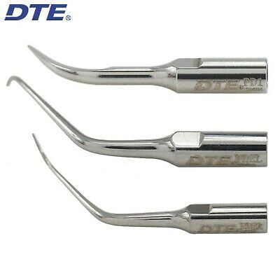 Woodpecker DTE Dental Ultrasonic Periodontal Scaler Tips PD1 PD2L PD2R NSK