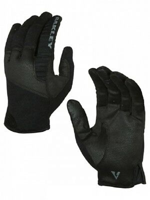 OAKLEY SI Factory Lite SWAT Police Tactical Gloves Handschuhe schwarz black XL