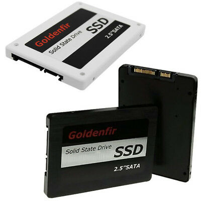 Ssd 120 Go Gb Giga Goldenfir Solid State Black Or Silver Of Your Choice