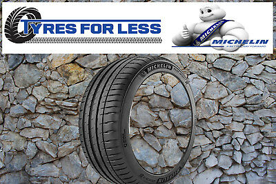235 40 18 Michelin PILOT SPORT 4 95 Y - 235/40ZR18 - 235-40-18 Fitting Included*