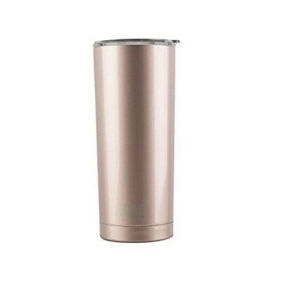 8f25f6b0f0a Built Ny Double Wall Stainless Steel Vacuum Insulated Tumbler, 20 Oz, Rose  Gold