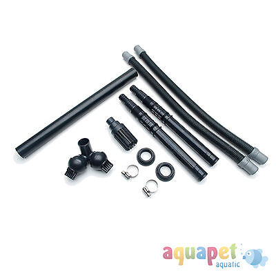 Fluval Undertank Connection Kit for 105 106 205 206 305 306 405 406 Ex Filters