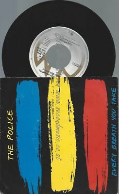 "7""   The Police ‎– Every Breath You Take"