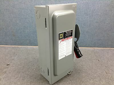 Square D H361N Heavy Duty Safety Switch (TP)