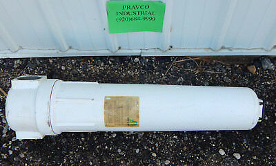 Van Air Systems Inc F100-1000-C Compressed Air Filter with Man Drain 250PSIG
