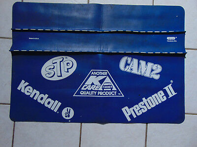"Vintage Fender Mat ""Another K Care Quality Product"" STP CAM2 Kendall Prestone II"