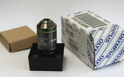 Olympus Microscope Objective (UPLAN) UPLANFL N 20X/0.50 inf./0.17 FN 26.5 for BX