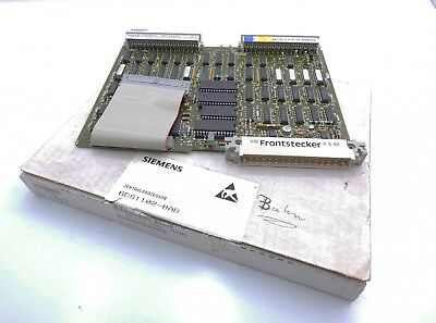 Siemens Teleperm M 6DS1102-8AB 6DS1 102-8AB E-Stand: 07 -unused/OVP-
