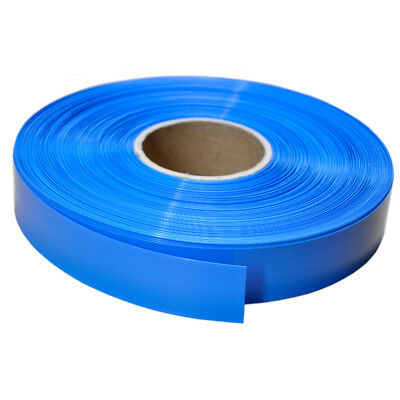 Blue PVC Heat Shrink Tubing Wrap RC Battery Pack 7mm - 480mm LiPO NiMH NiCd