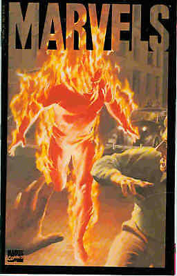 Marvels # 1 (of 4) (Alex Ross, 52 pages) (USA, 1993)