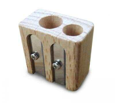 Koala Tools   Double Pencil Sharpener (Small & Large Hole) - for Regular or...