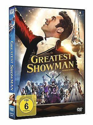 Greatest Showman Dvd Deutsch