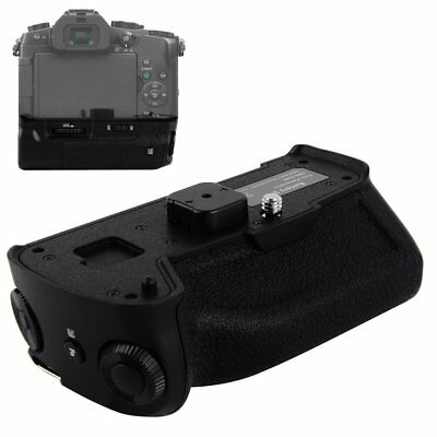 Pro DMW-BGG1 Battery Grip Holder for Panasonic Lumix DMC-G80 G85 Camera BLC12