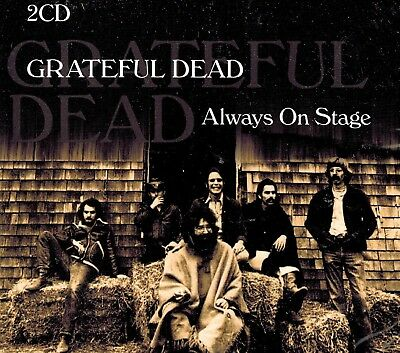 MUSIK-DOPPEL-CD NEU/OVP - Grateful Dead - Always On Stage - Live