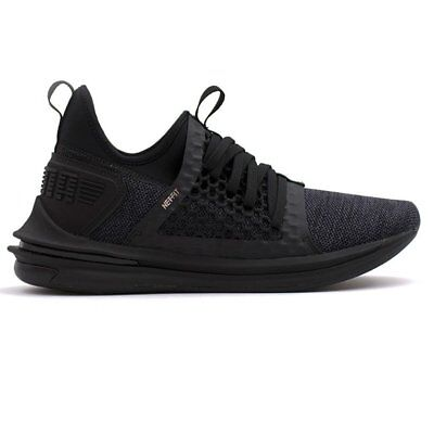 PUMA IGNITE LIMITLESS Knit 18998702 black low boots - £102.00 ... 75b9b4f60
