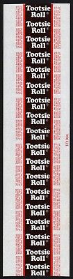 Vintage wrapper TOOTSIE ROLL Tootsie Roll Chicago Illinois new old stock n-mint