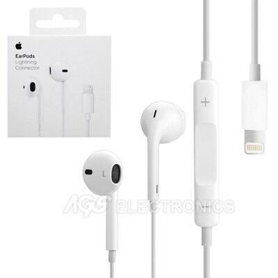 APPLE Earpods Lightning Blister ORIGINALE MMTN2ZM A Cuffie Per iPhone 7 8 X  Plus 4d19ee2ee4f0