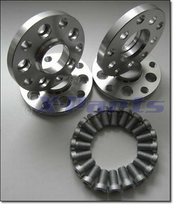Wheel Spacers Pair of Spacer Shims 4x100 for Rover 25 99-05 3mm