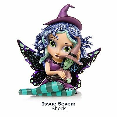 Shock Fairy - Nightmare Before Christmas Figurine Jasmine Becket-Griffith