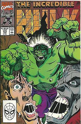 Incredible Hulk #372 (Marvel) Nm-