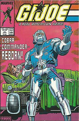 G.i.joe: A Real American Hero #58  (Marvel) (1987)