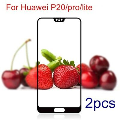 Full cover Tempered Glass Film Screen Protector For Huawei P20/P20 pro/P20 lite