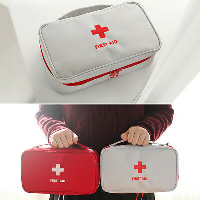 Rescue Bag Box F2 Survival Travel Storage Treatment Medical First Emergency Aid