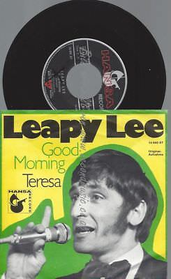 """7""""   Leapy Lee – Good Morning"""