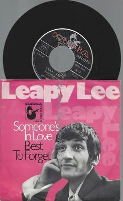 """7""""   Leapy Lee – Someone's In Love"""