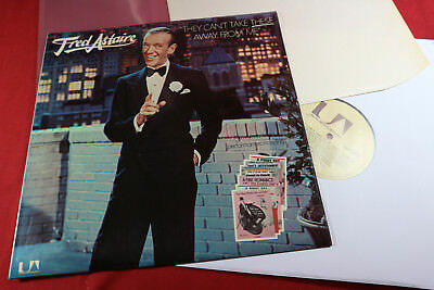 Fred Astaire  THEY CAN'T TAKE THESE AWAY FROM ME  LP United Artists UK sehr gut