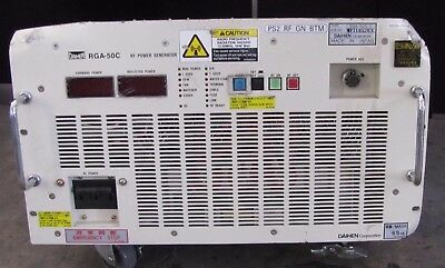 @@ Daihen Corporation Rga-50C-V Rf Power Generator  (#1726)
