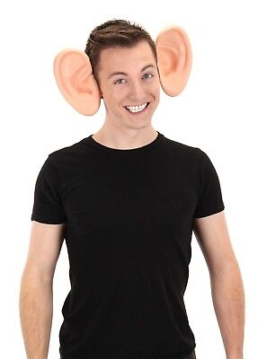 Giant Adult Oversized Human Costume Ears By Elope New