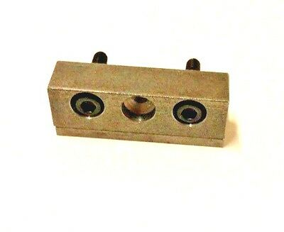 """Lathe Tool Holder Blocks for Haas SL-10 Turret Face Wedge Clamp for 3/4"""" Square"""