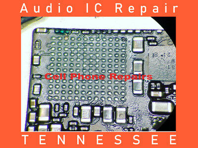 iPhone 7 Plus 7+ Mail In Repair Service Boot Loop Apple Logo Audio ic