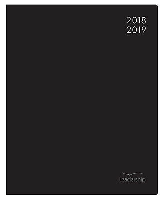 A4 Collins Leadership Page a Day Academic Mid Year Diary 2018-19 Wiro Bound 6745