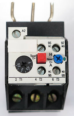 OR-3UA5500-1E Overload Relay 2.5-4 Amp Range Direct Replacement for Siemens