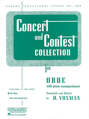 Musical Instruments & Gear Concert And Contest Collection C Flute Solo Part Rubank Solo Collectio 004471610 Instruction Books, Cds & Video