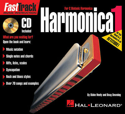 Instruction Books, Cds & Video Expressive Alfred Publishing Co Musical Instruments & Gear 16605 Basix Harmonica Method