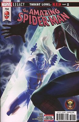 Amazing Spider-Man #794 Near Mint Sold Out First Print Bagged And Boarded