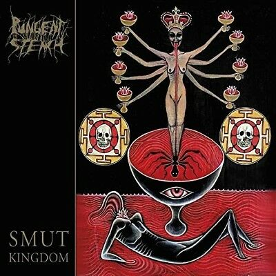 Pungent Stench Smut Kingdom 2 Disc New CD