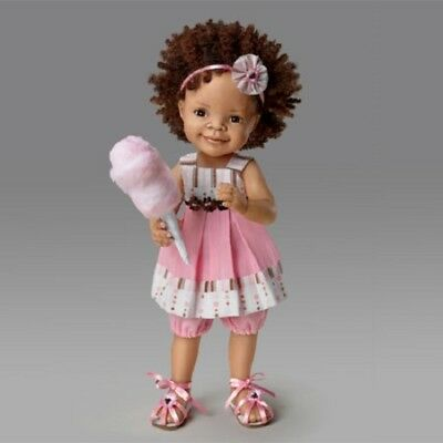Sugar and Spice Girl Doll - What Little Girls Are Made Of Ashton Drake