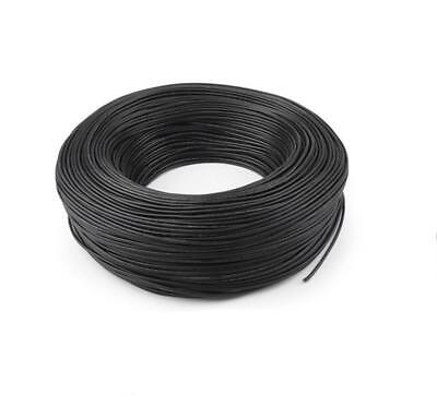 US Stock 50ft UL2547 2 Core 24AWG Shielded Audio Headphone Signal Cable Wire