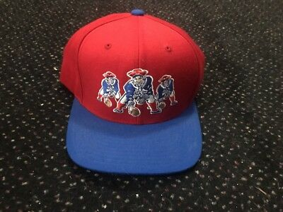 f8a33a95cc0 New England Patriots Snapback Mitchell And Ness NFL Vintage Collection